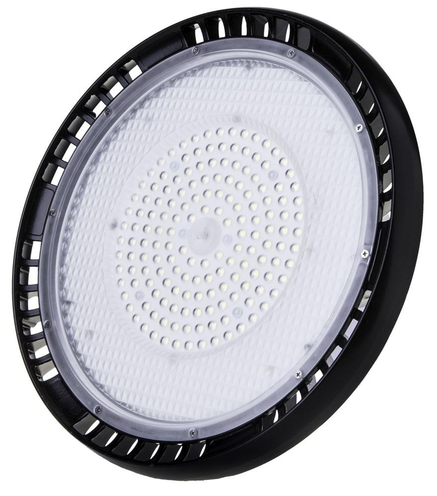 1 Stk UFO LED 150W 18000lm 4000K 220-240V IP65 90° schwarz LIVTS560--