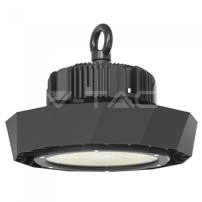 1 Stk LED Highbay 100W 18000lm 840 1-10V IP65 120° 230V schwarz LIVTS575--
