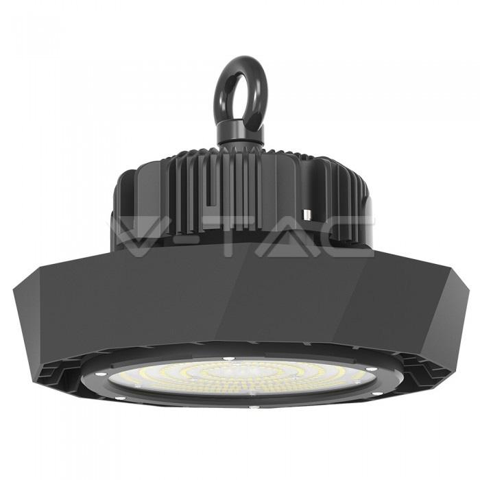 1 Stk LED Highbay 100W 12000lm 864 1-10V IP65 120° 230V schwarz LIVTS578--