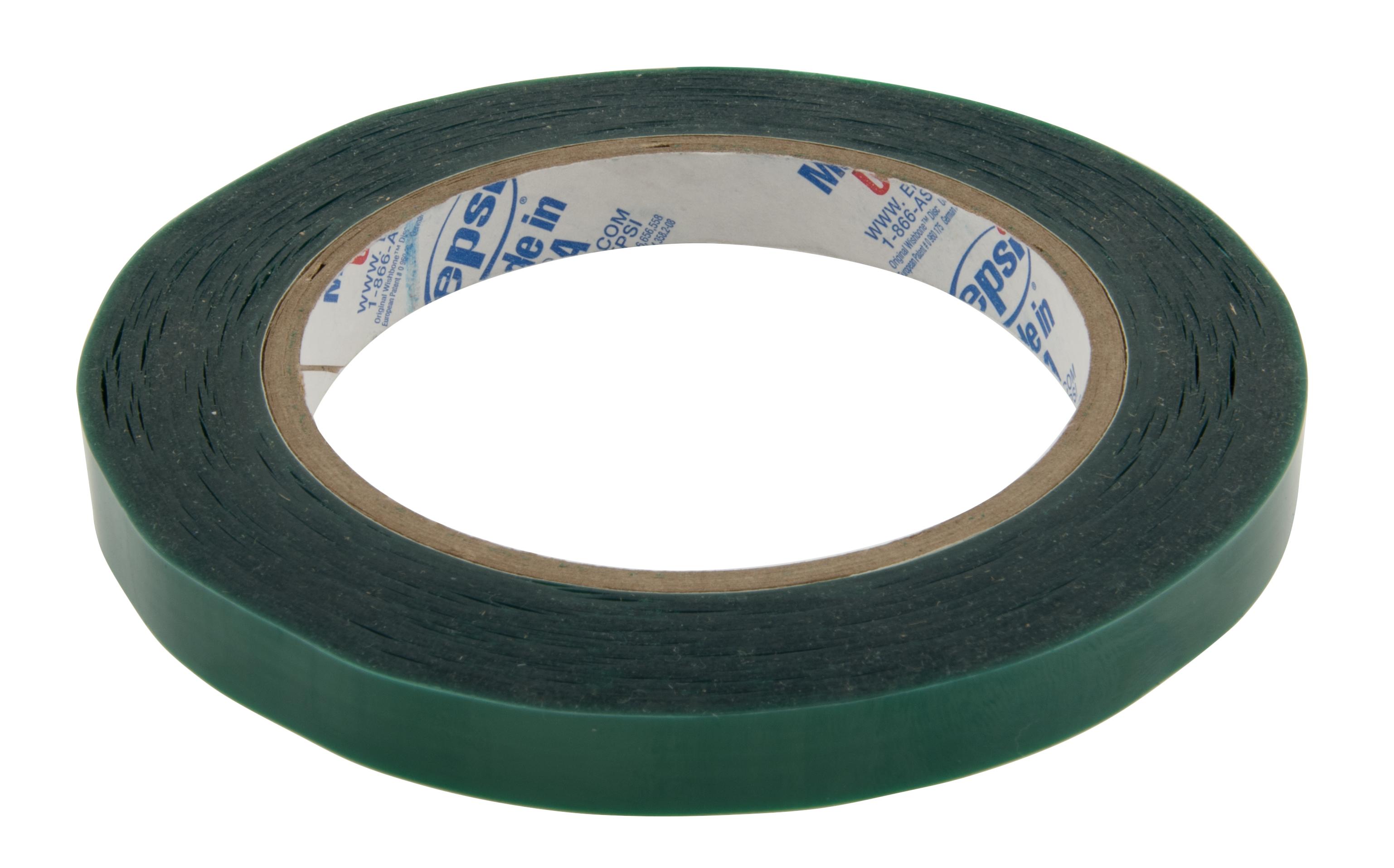 1 Stk A12 Grünes Polyester Abdeckband 11mm breit, 66m lang LIZU002011