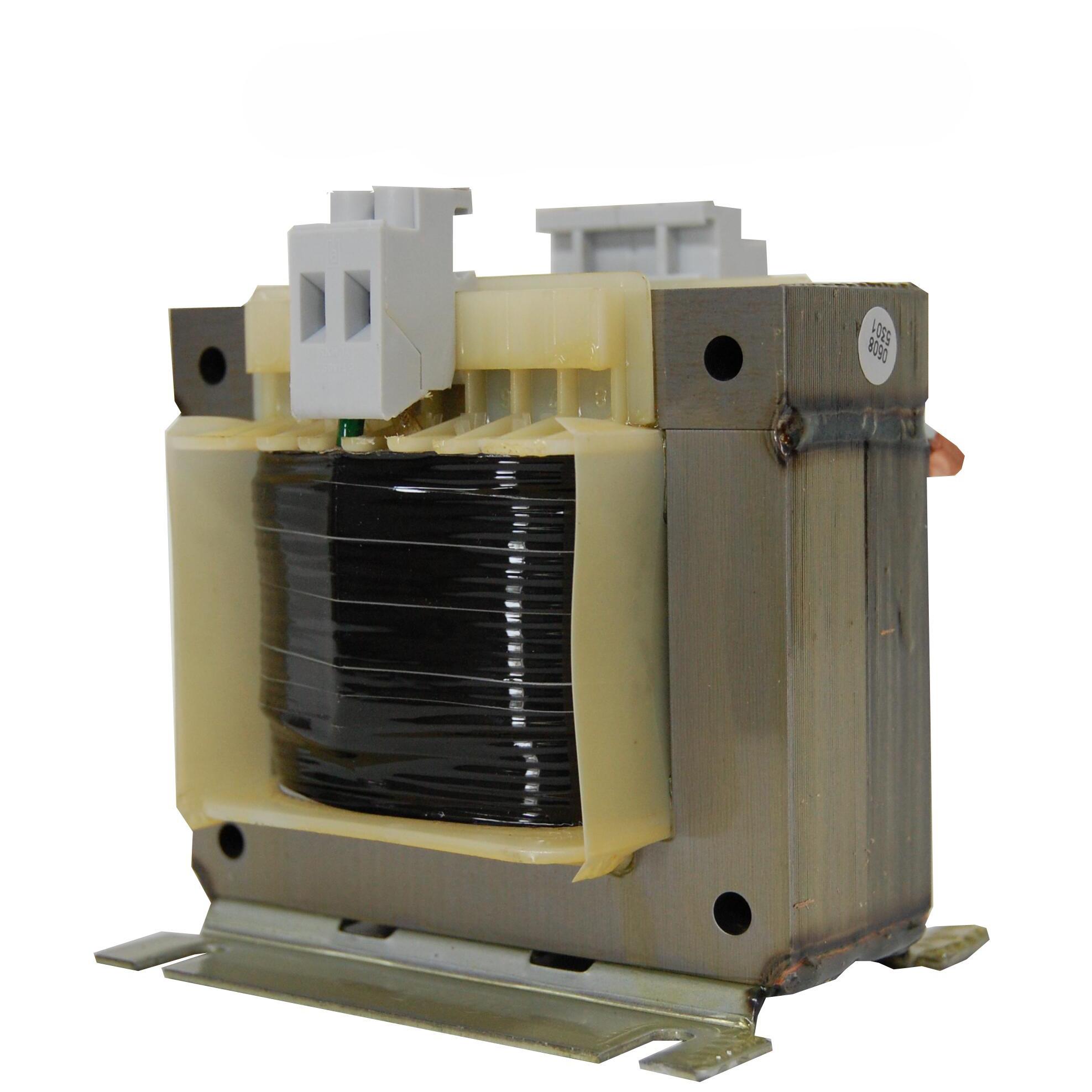 1 Stk Einphasen Steuertransformator 400/230V, 500VA, IP00 LP604050T-