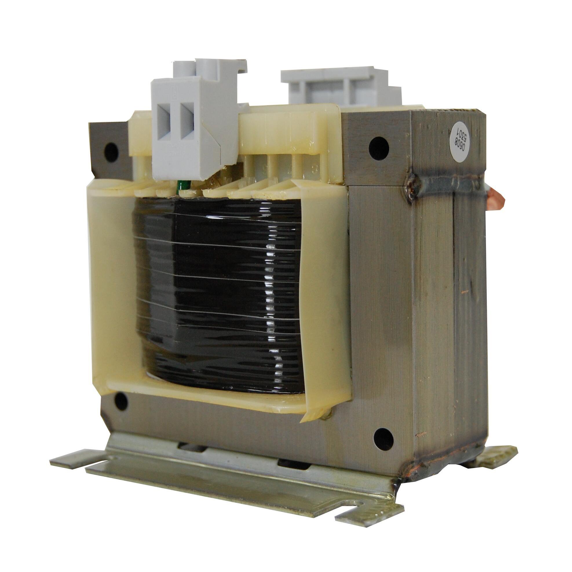 1 Stk Einphasen Steuertransformator 400/230V, 1000VA, IP00 LP604100T-
