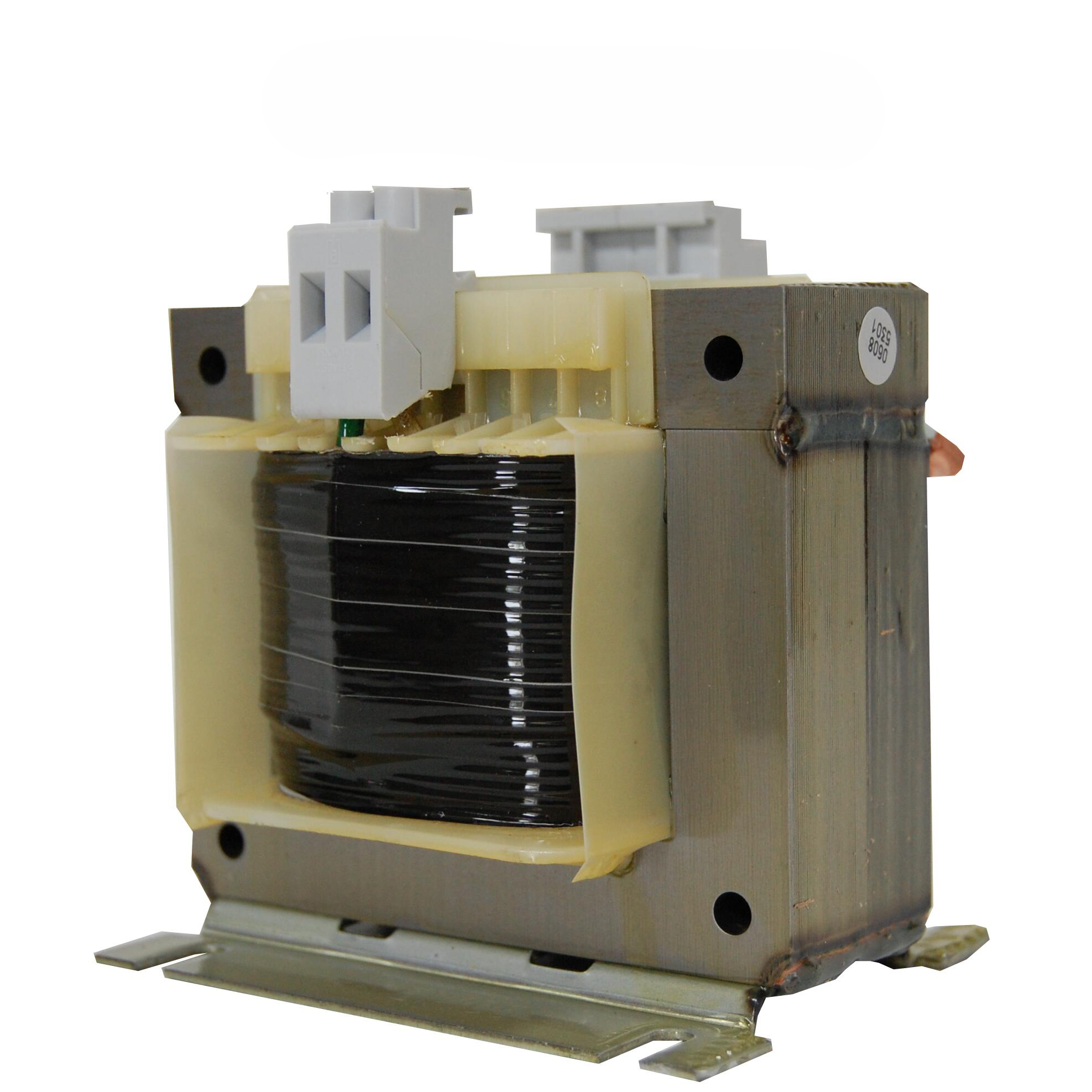1 Stk Einphasen Steuertransformator 230/230V, 500VA, IP00 LP605050T-