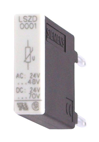 1 Stk Varistor für Schütze 00, 24-48VAC, 24-70VDC LSZD0001--