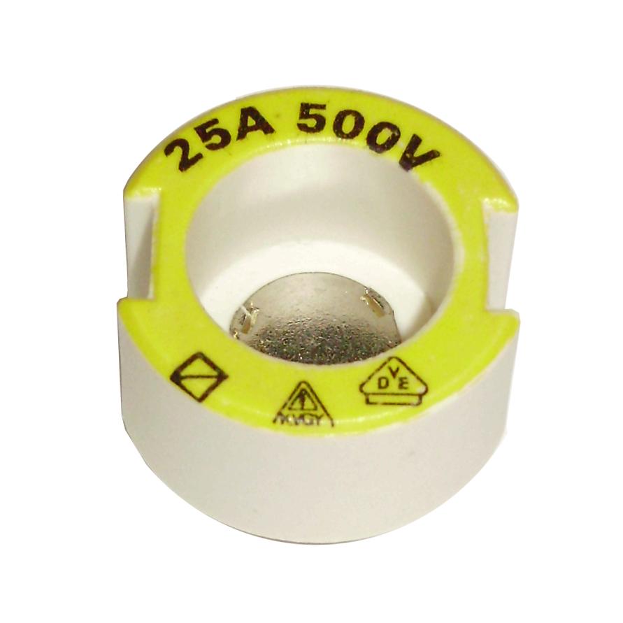 1 Stk Paßschraubeneinsatz für Sockel EZII, 25A M143006---
