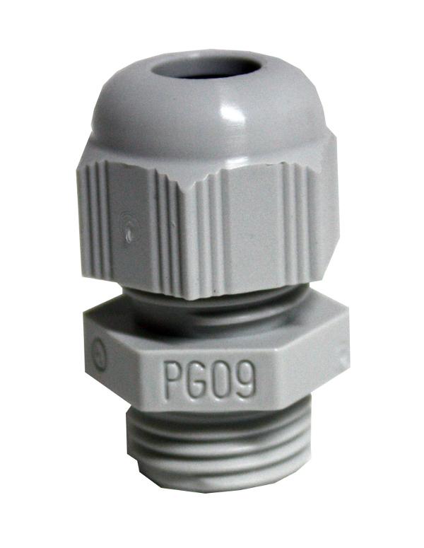 1 Stk Anbauverschraubung PG9 grau M272809--A