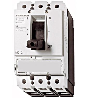 1 Stk Lasttrenner, 4-polig 160A, fernauslösbar MC216045--