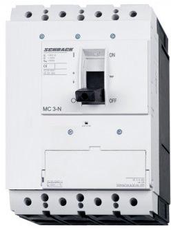 1 Stk Lasttrenner, 2/4-polig, 400A, fernauslösbar, 1kVDC MC340045DC