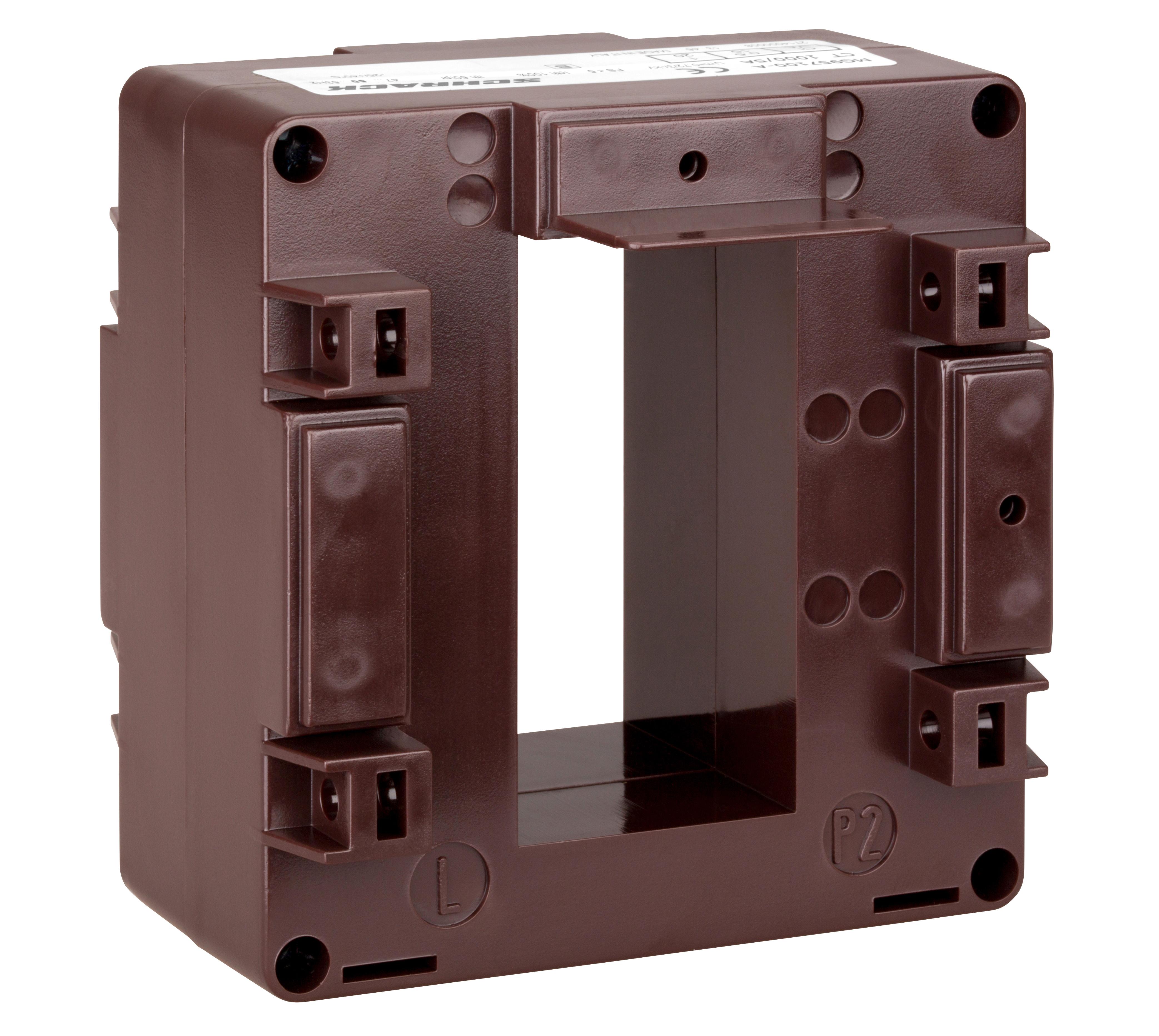 1 Stk Durchsteckstromwandler, 1000A/5A, 65x32mm, Klasse 0,5 MG957100-A