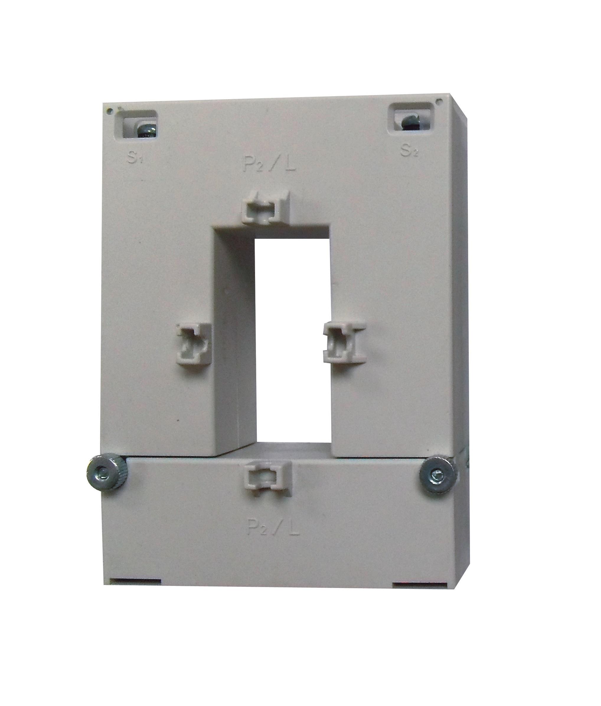 1 Stk Teilbare Wandler, 400/5A, 60x20mm, Klasse 0,5 MG968400--