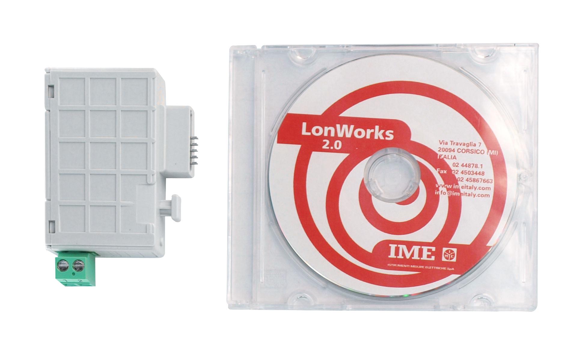 1 Stk Steckmodul für LonWorks, NA96 MGF3900L--