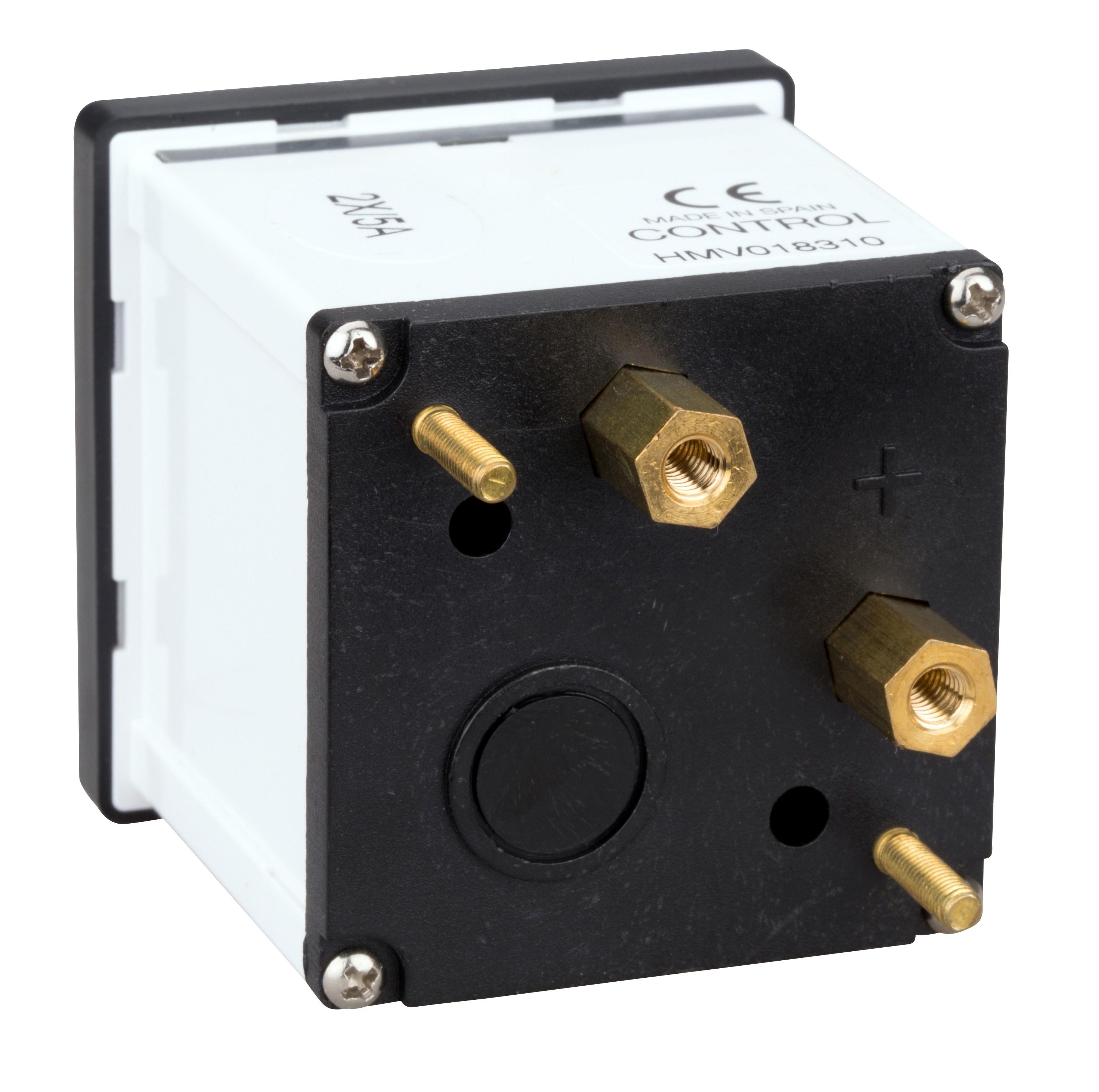 1 Stk Amperemeter, 48x48mm, für Wandlermessung (5A-Wandler) MGF54000-A