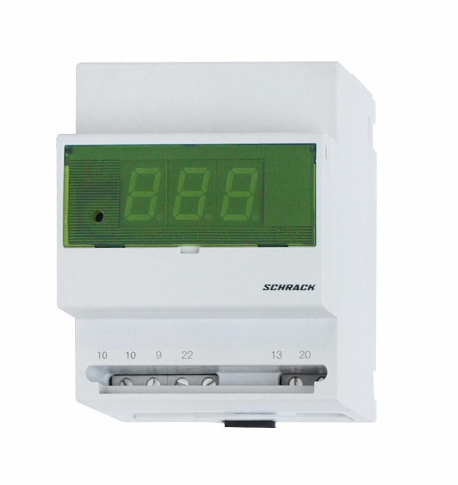 1 Stk Volt/Amperemeter 0-500V, 5A Wandler, AC MGU076K8--