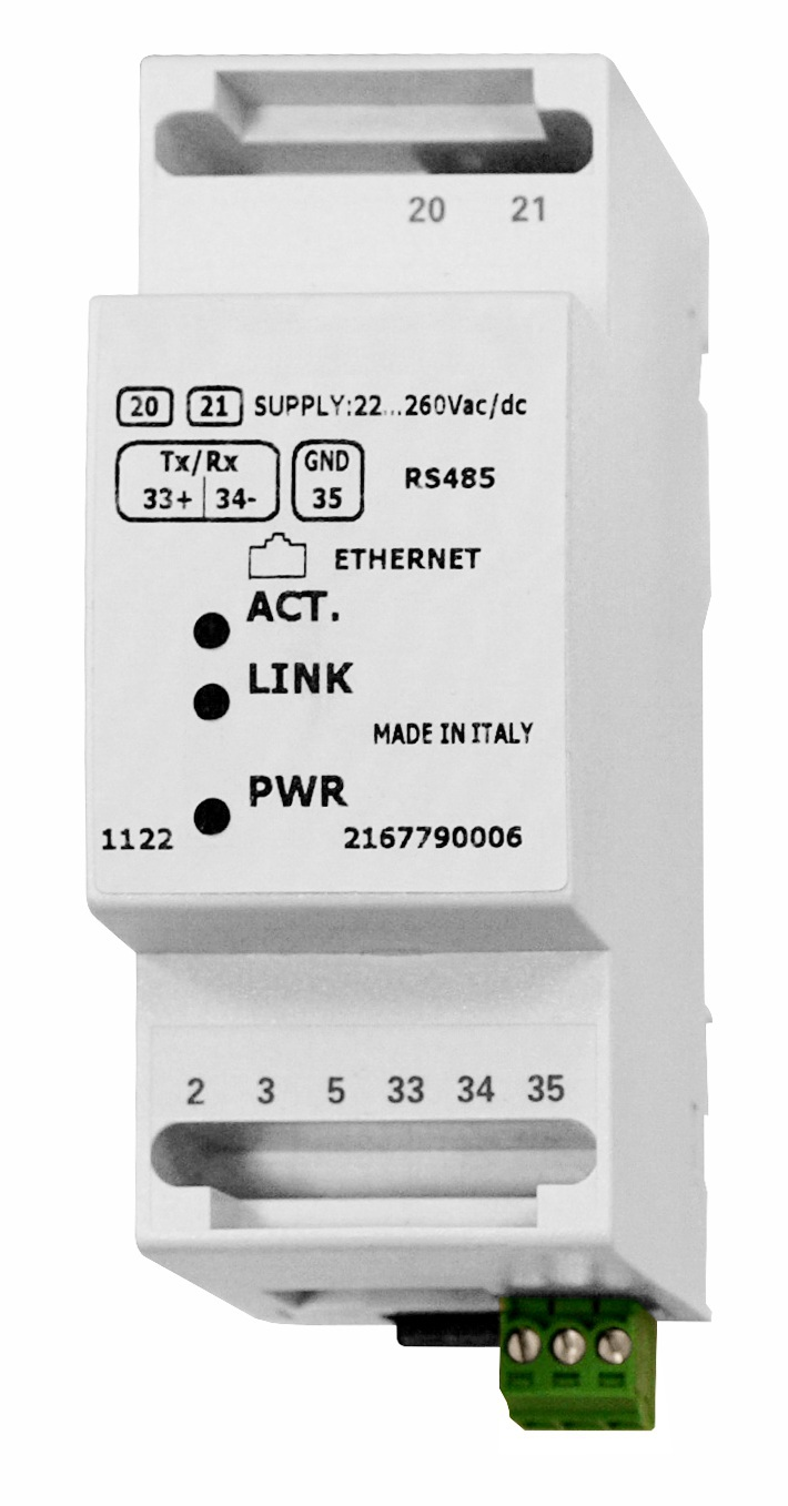 1 Stk Ethernet module MGZEM001--