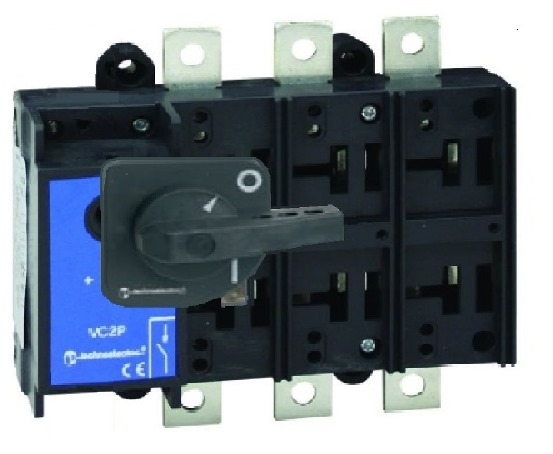 1 Stk Lasttrenner 3-polig ML12 3x160A mit Türkupplungsdrehgriff ML120010--