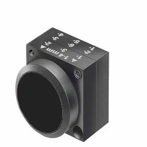 1 Stk Drucktaste rastend, schwarz MST11000R-