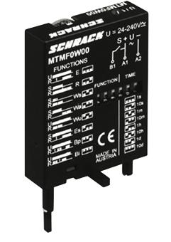 1 Stk Zeitmodul, Multifunktion für Multimoderelaissockel MT78740 MTMF0W00--
