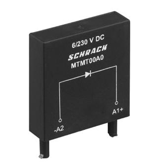 1 Stk Freilaufdiode A1+ für Multimoderelaissockel MT78740 MTMT00A0--