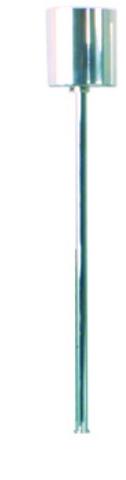 1 Stk Pendel 500mm verchromt verdrahtet NL1PV-----