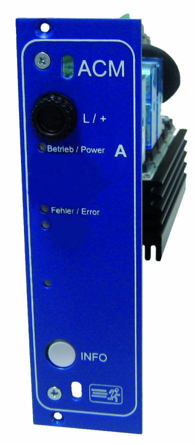Stromkreiseinschub ACM 19 230VAC 500VA