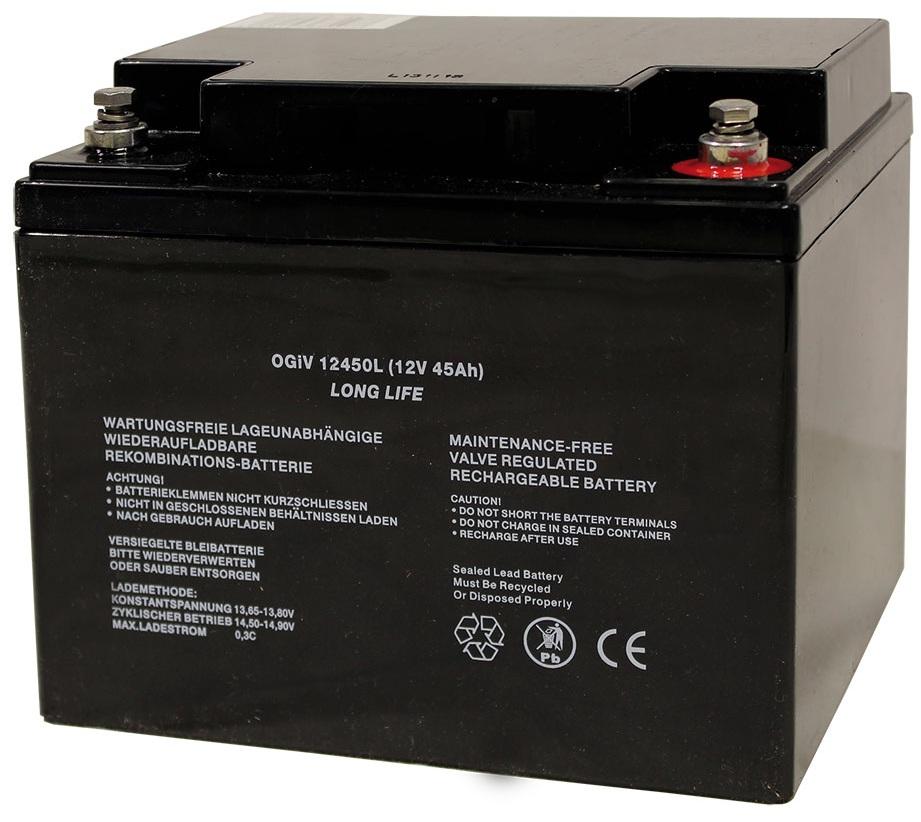 Batterie RPower OGiV longlife bis 12 Jahre 12V/47Ah (C20)
