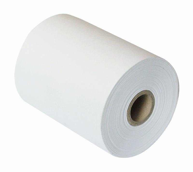 Papierrolle für Einbaudrucker
