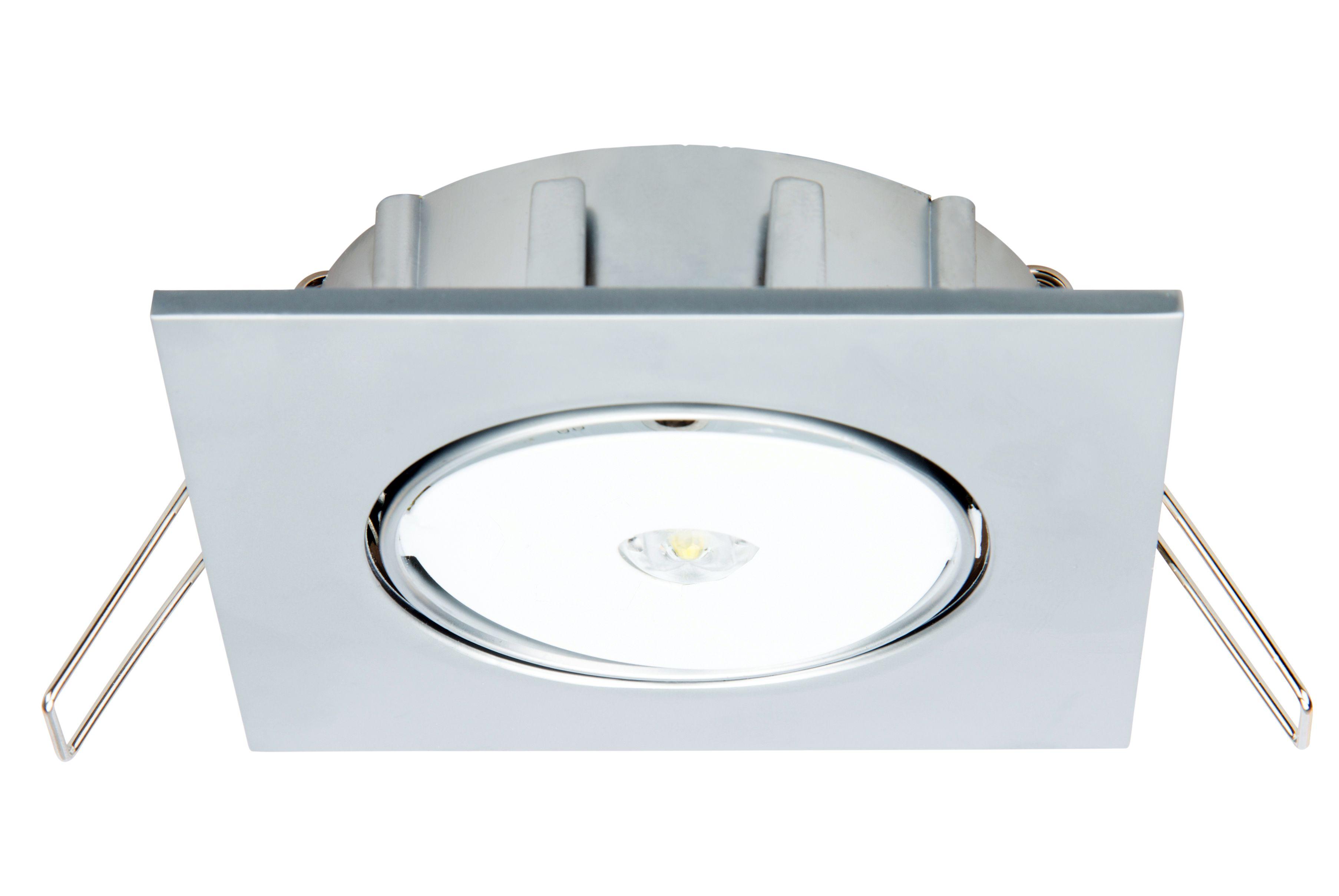 1 Stk Notleuchte DLQ Wireless 1W ERT-LED 3h 230VAC, Funk schaltbar NLDLQ023WL