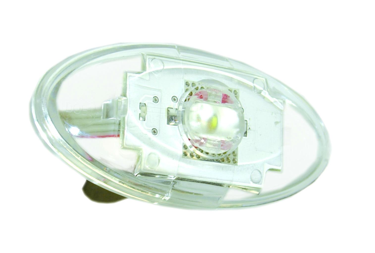 1 Stk Notleuchte DO Überwachung und Mischbetrieb ERT-LED 1W 230V NLDOE029ML