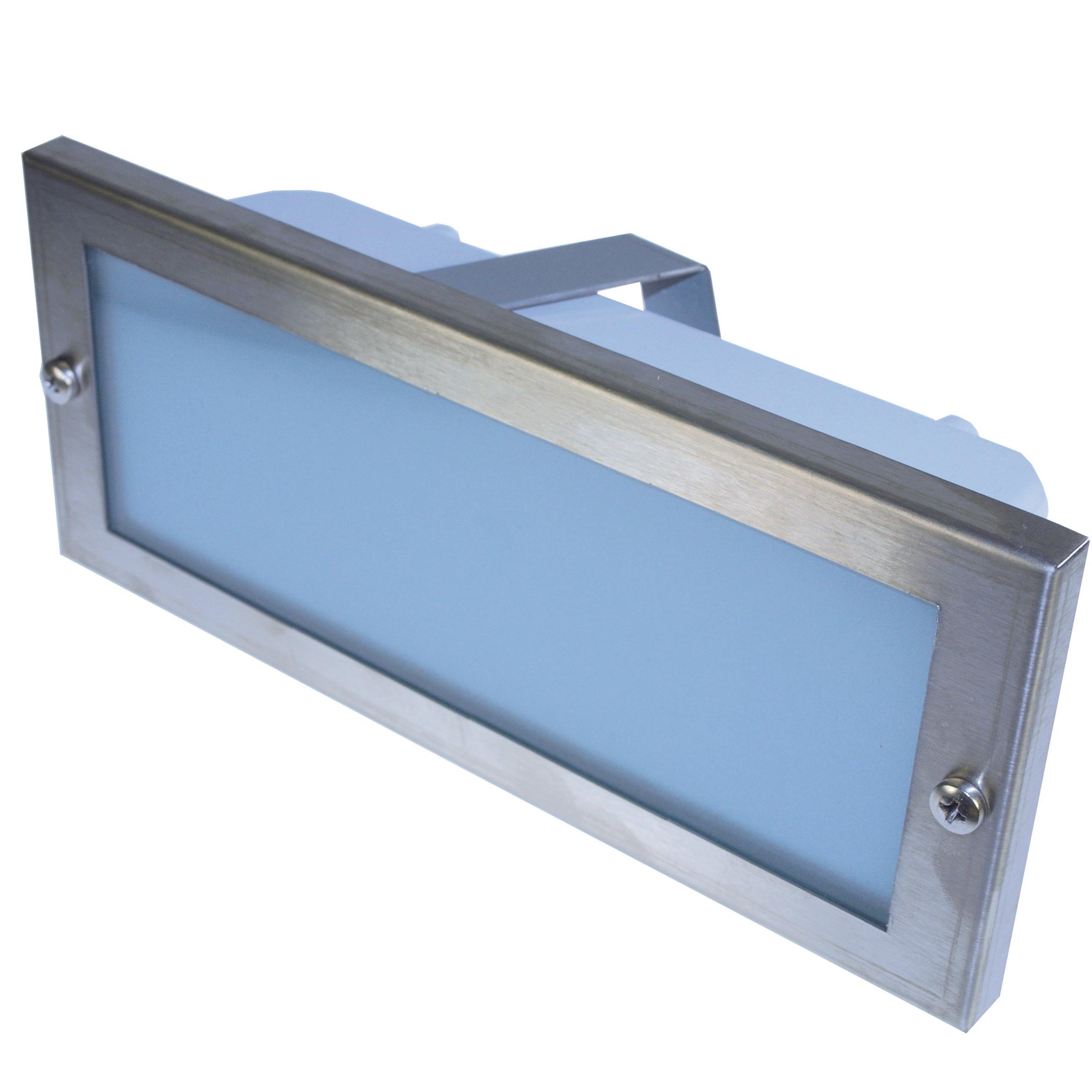 Notleuchte EP Autotest LED 3h 230VAC Einbaumontage
