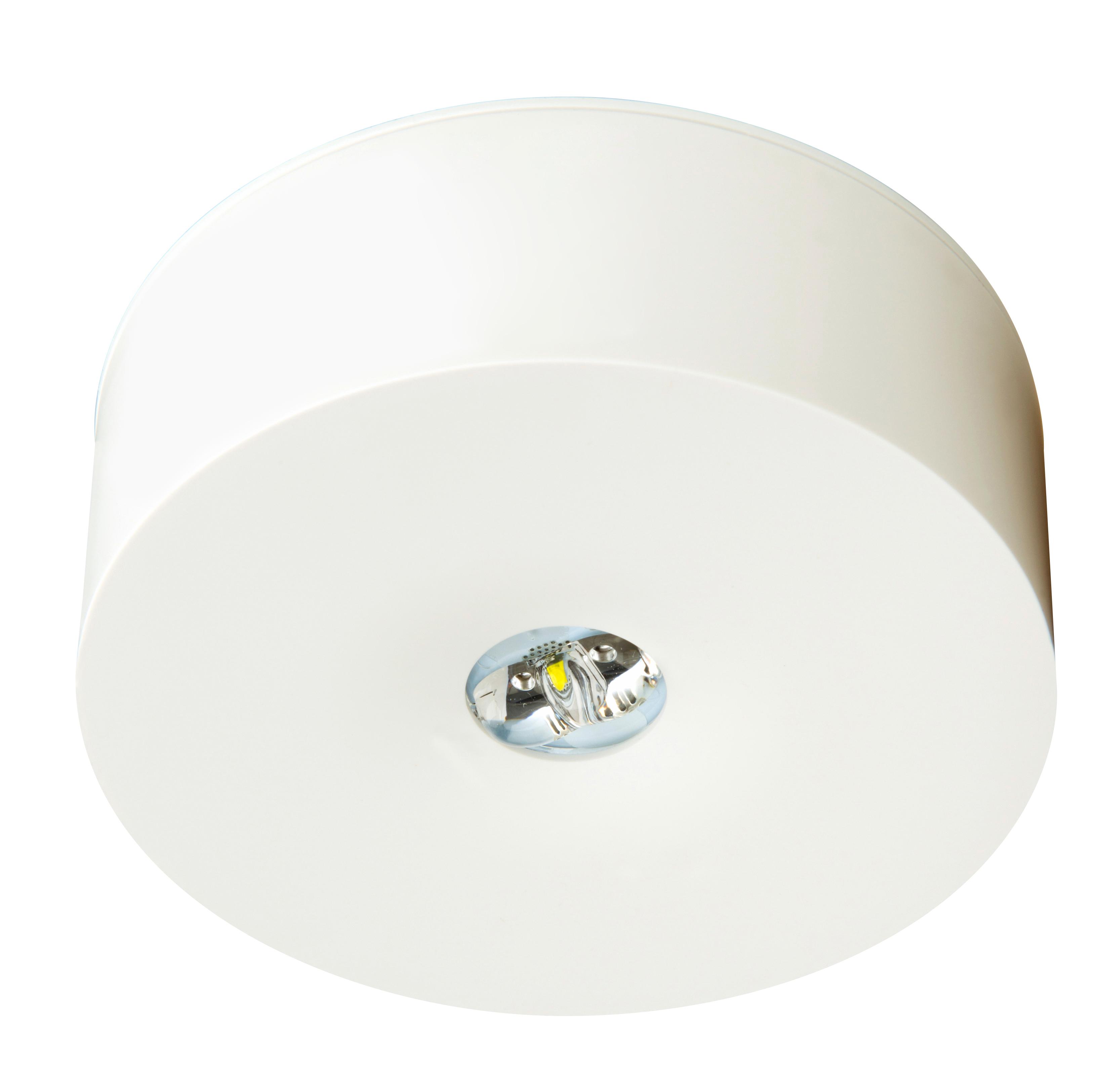 1 Stk Notleuchte IL Wireless 1x3W ERT-LED 3h 230VAC Flur NLILDF023W