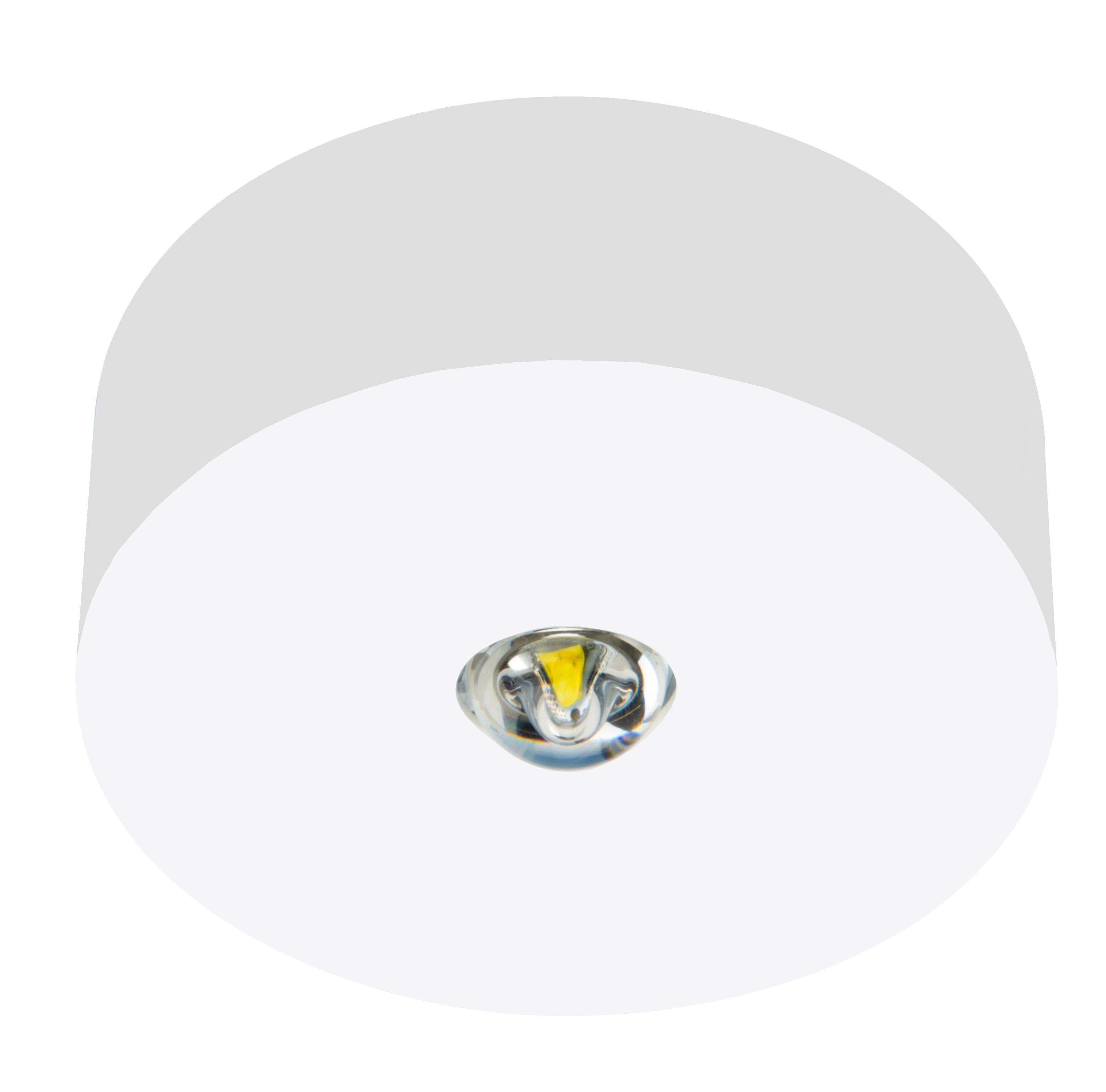 1 Stk Notleuchte IL Autotest 1x3W ERT-LED 3h 230VAC rund NLILDR023S