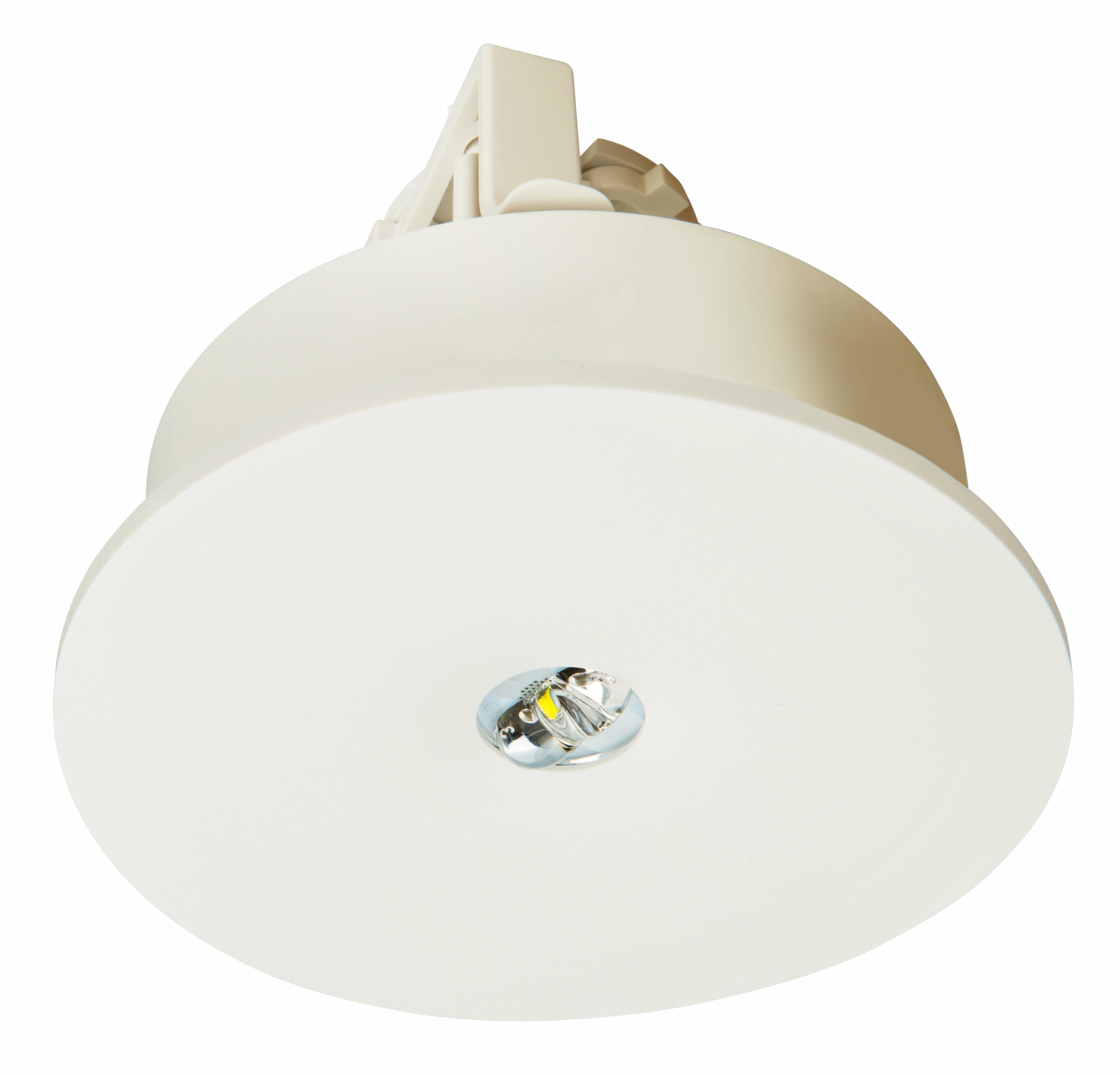 1 Stk Notleuchte IL Wireless 1x3W ERT-LED 3h 230 VAC Flur NLILEF023W