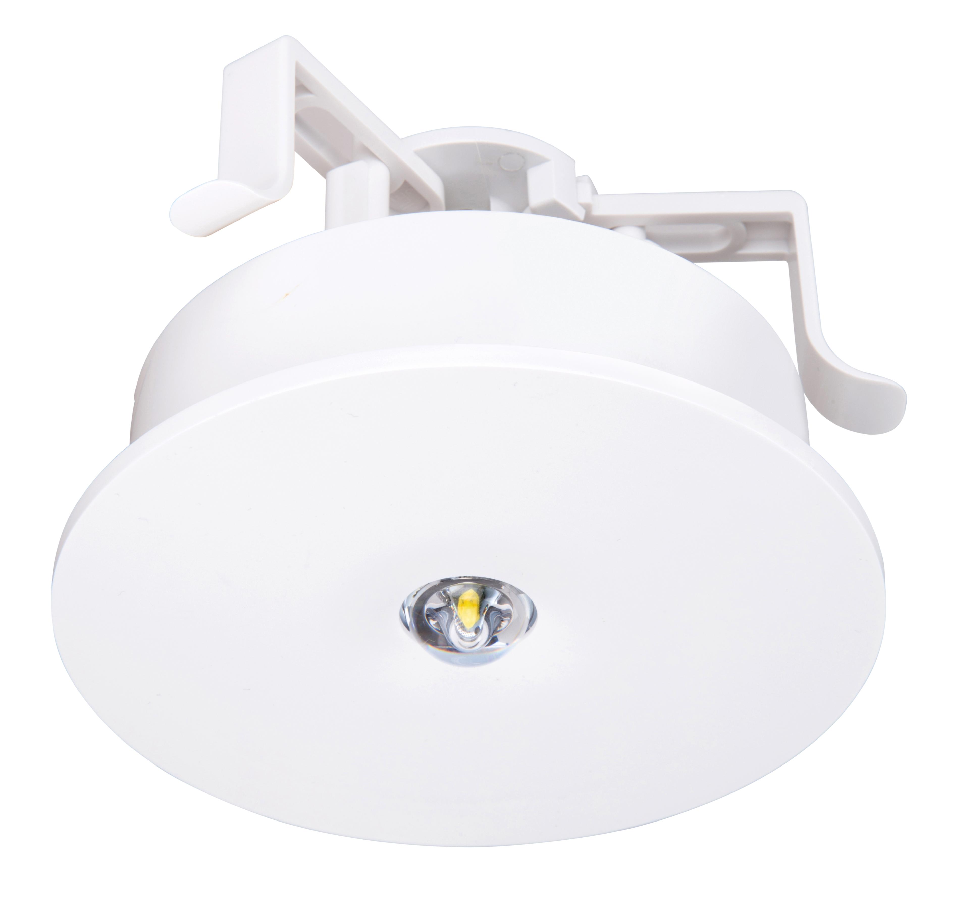 Notleuchte IL Wireless 1x3W ERT-LED 3h 230VAC rund