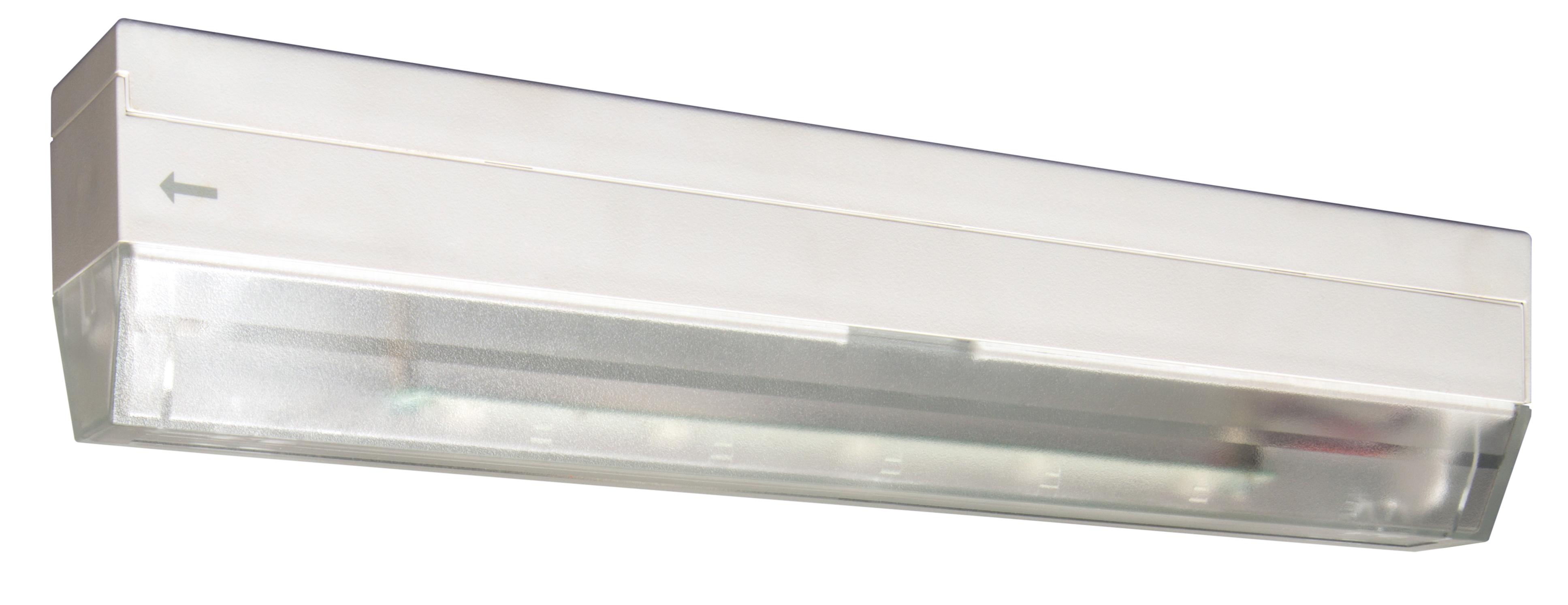 1 Stk Notleuchte KE Wireless LED 3h 230VAC Universalmontage NLKEU003WL
