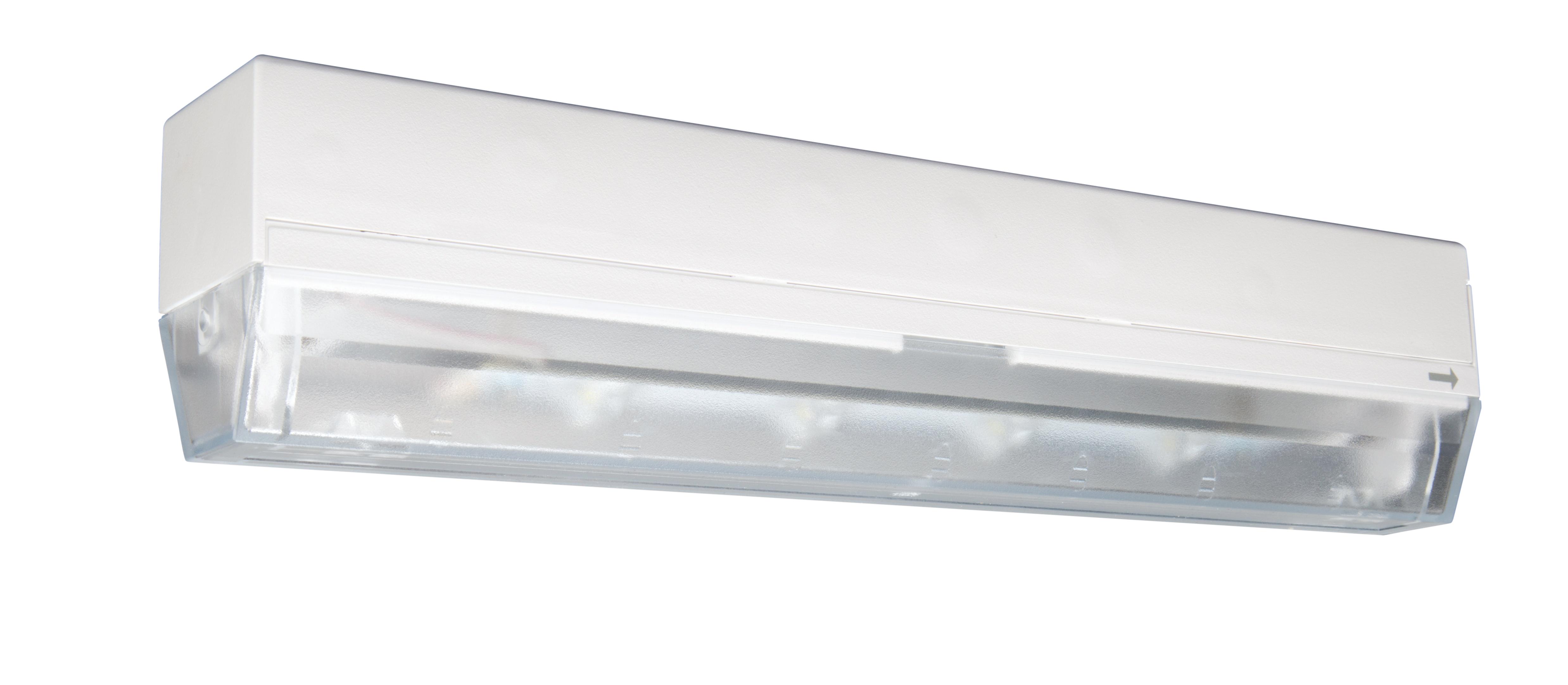 1 Stk Notleuchte KE Autotest 4x1W ERT-LED 3h 230VAC NLKEU033SC