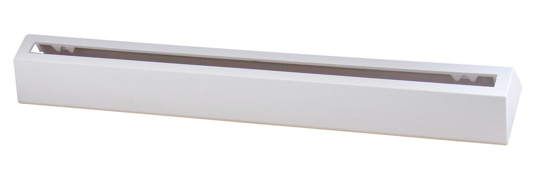 1 Stk weißer Scheibenhalter für KX Leuchte (undurchsichtig) NLKXWE----