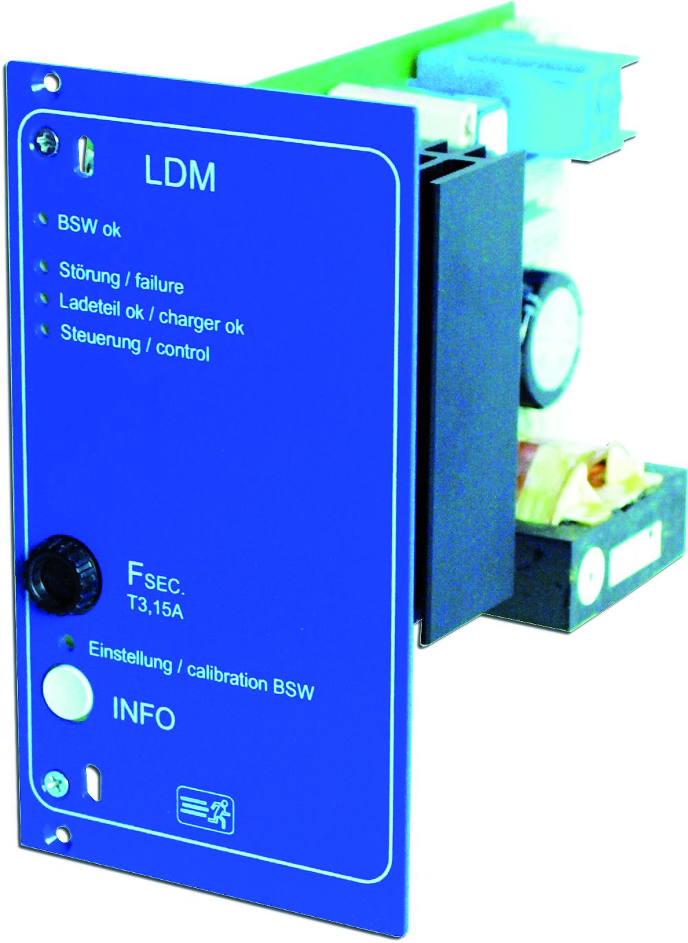 Ladeteil 2,5A für MultiControl