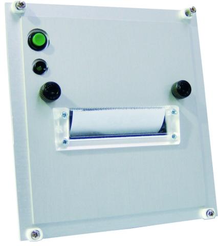 Einbaudrucker für Midi- Maxi- und MultiControl