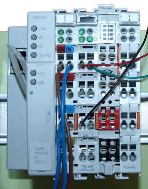 GLT Modbus Gateway  inkl. Software für die MC-Zentrale