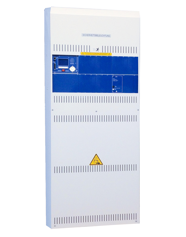 Gruppenbatterieanlage MiniControl XL 32/20 ohne DCM