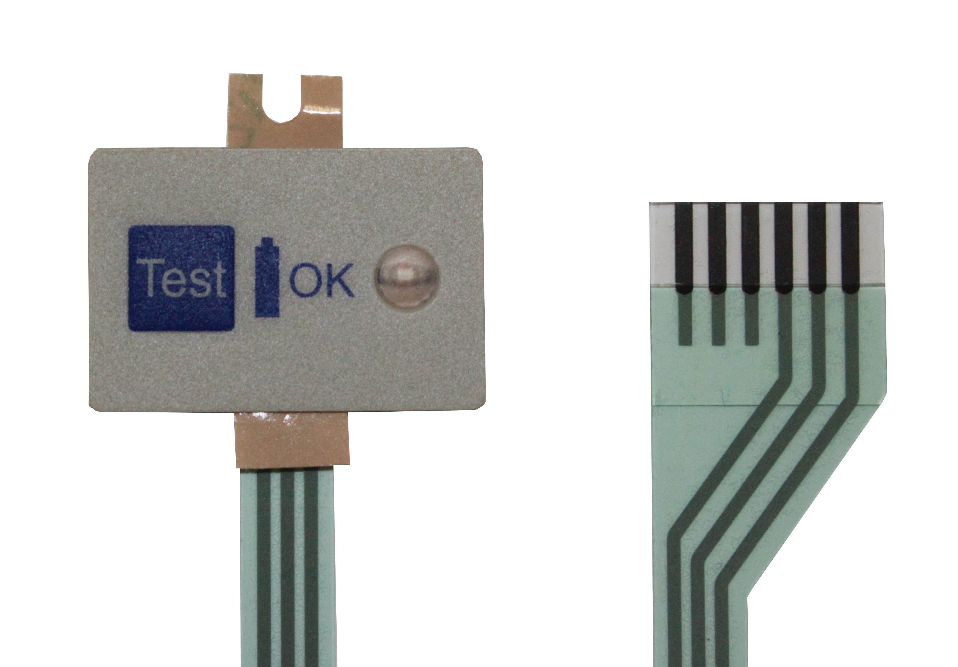 Prüftaster für Einzelbatterie-Notleuchten Standard