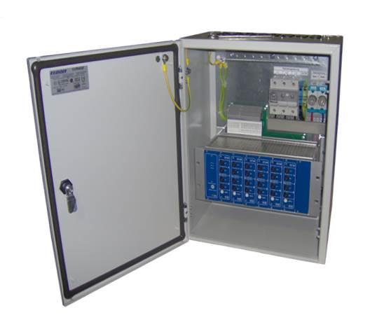 Unterstation inkl. Prozessor für MultiControl für max. 6DCM