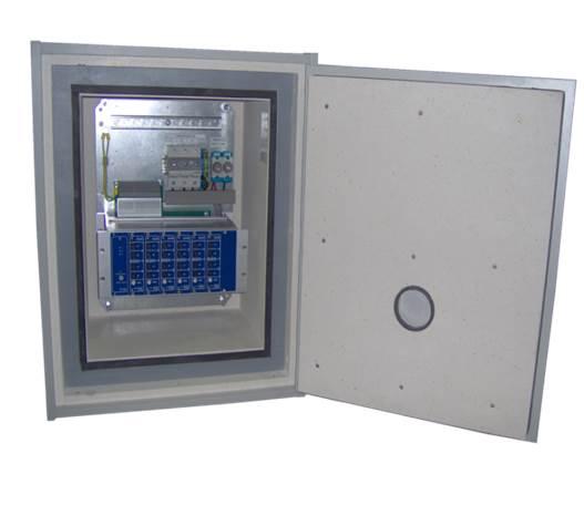 Unterstation inkl. Prozessor für MultiControl max. 6DCM E30