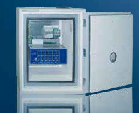 Unterstation inkl. Prozessor für MultiControl max. 18DCM E30