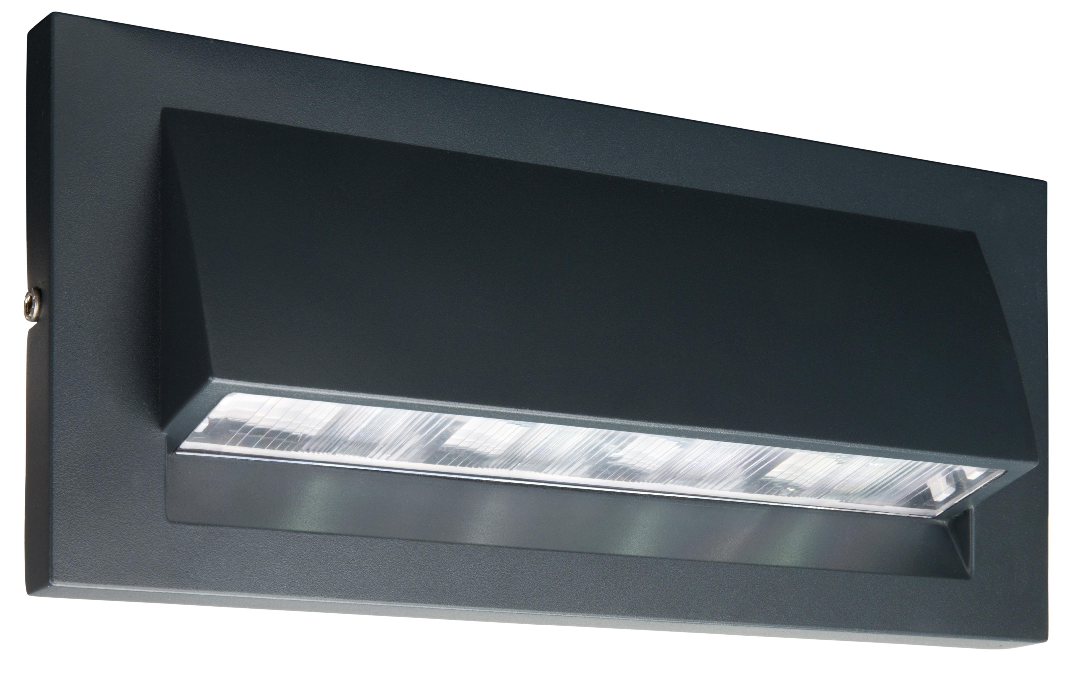 1 Stk Notleuchte ZAA LED 4 x HP LED 0,5W 230V EL, Wandanbaumontage NLZAA009EL