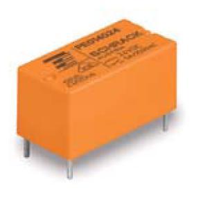 1 Stk Printrelais PE, 1 Wechsler, 5A, 12VDC, 2,5mm Pinning PE014012--