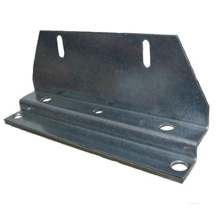 1 Stk Bodenbefestigungswinkel Maxipol - FE-3mm (VE= 1 Paar) POBB0000--