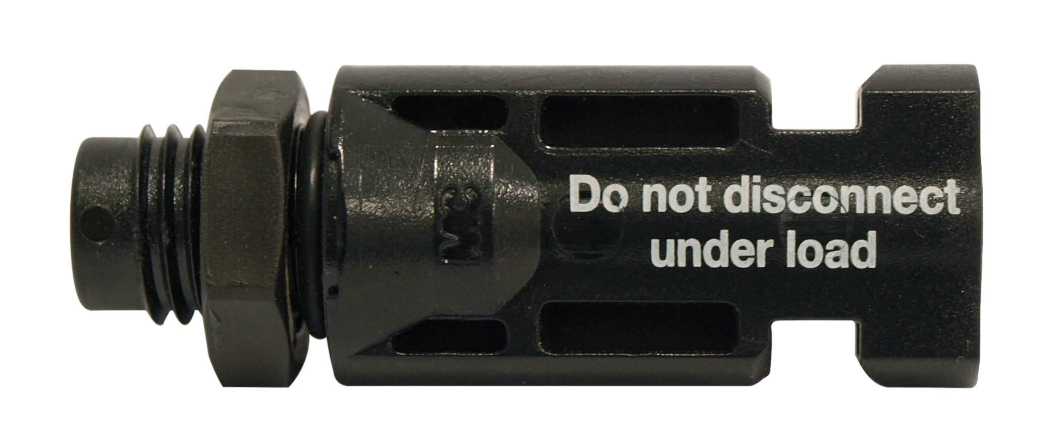 1 Stk Aufbaudosenstecker MC4, Leiterquerschnitt 4 - 6mm² PVA13000--
