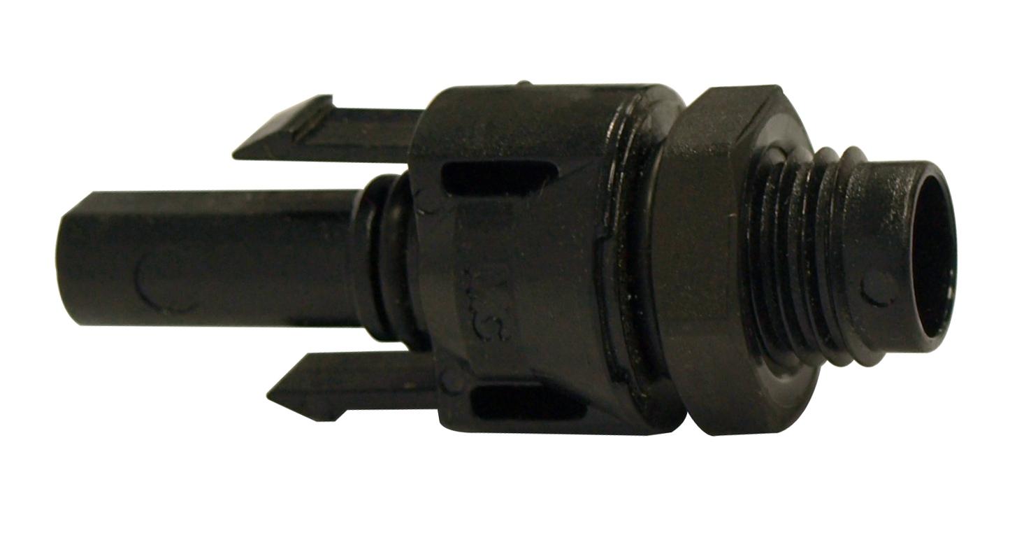 1 Stk Aufbaudosenbuchse MC4, Leiterquerschnitt 4 - 6mm² PVA14000--