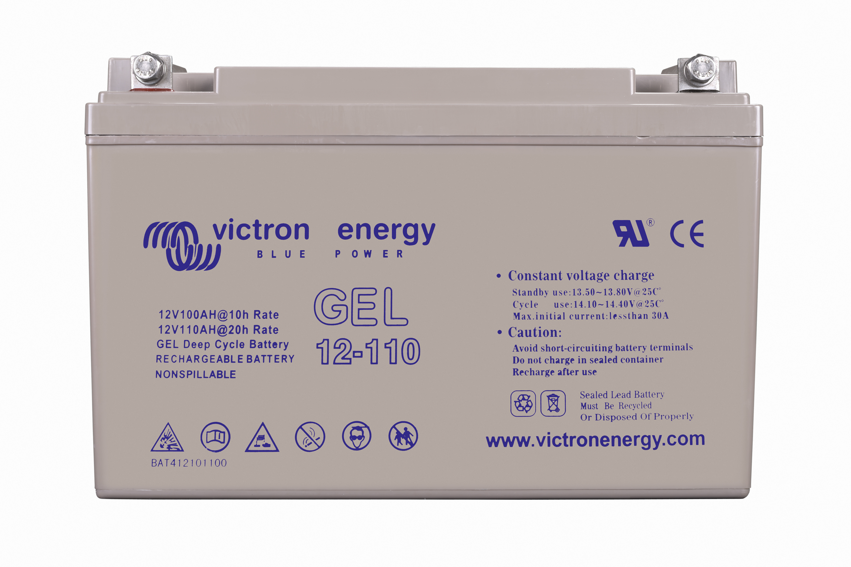 1 Stk 12V/110AH Gel Deep cycle Batterie PVBB0110--
